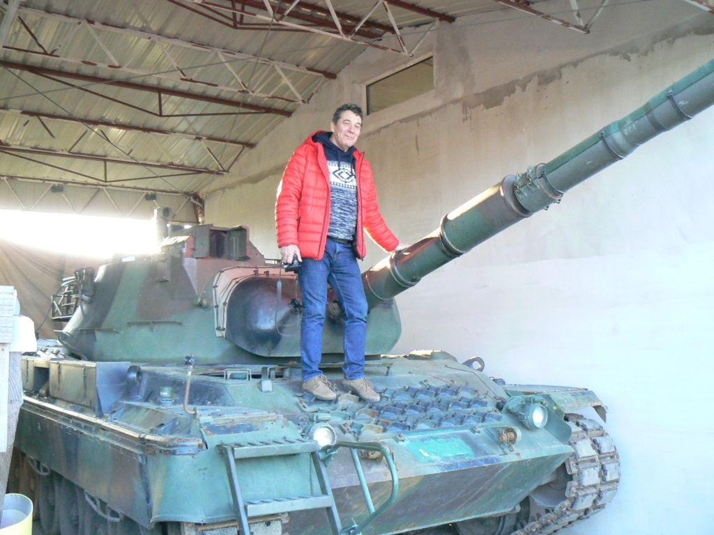 Muzeum Techniki Wojskowej Bieklany